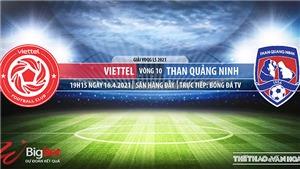 Soi kèo nhà cái Viettel vs Quảng Ninh. BĐTV trực tiếp bóng đá Việt Nam