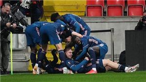 ĐIỂM NHẤN Slavia Praha 0-4 Arsenal: Hiệp một bùng nổ. C2 là sân chơi phù hợp với Arsenal