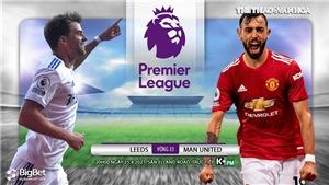 Soi kèo nhà cái Leeds vs MU. K+, K+PM trực tiếp bóng đá Anh hôm nay