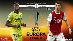 Soi kèo nhà cái Villarreal vs Arsenal. K+PC trực tiếp bóng đá Cúp C2