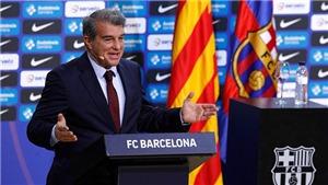 Barca than vãn về tính 'ổn định của tài chính' dù tiêu như phá trong 5 mùa giải