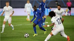 N'Golo Kante: Cơn ác mộng của hàng tiền vệ Real