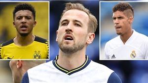 'MU sẽ vô địch nếu mua được Kane, Sancho và Varane mùa Hè này'