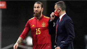 Sergio Ramos: 'Tôi cảm thấy đau lòng vì không thể dự VCK EURO'