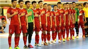 Hành trình đến với VCK Futsal World Cup 2021 của đội tuyển Việt Nam