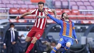 Barcelona 0–0 Atletico Madrid: Messi bất lực, Barca mất cơ hội leo lên đầu bảng