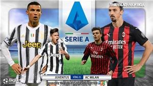 Soi kèo nhà cái Juventus vs Milan. FPT trực tiếp bóng đá Italia Serie A