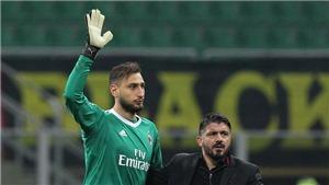 Bóng đá hôm nay 9/5: MU tăng lương hòng giữ chân Cavani. Donnarumma bị đe dọa trước trận Juve-Milan