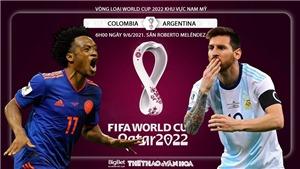 Kèo nhà cái: KèoColombia vs Argentina. Trực tiếp bóng đávòng loại World Cup 2022