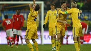 VIDEO Ukraine 0-1 Áo, EURO 2021: Bàn thắng và highlights