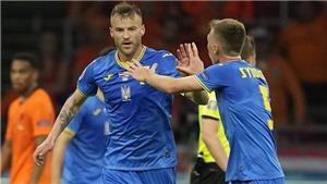 Ukraine 2–1 Bắc Macedonia: Ukraine thắng kịch tính