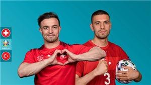 Nhận định Thụy Sĩ vs Thổ Nhĩ Kỳ (VTV6 trực tiếp): Chiến thắng hoặc về nước