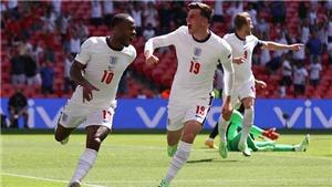 TRỰC TIẾP bóng đá Anh vs Scotland. VTV3, VTV6 trực tiếp EURO 2021 hôm nay