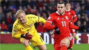 Xem trực tiếp bóng đá Wales vs Đan Mạch EURO 2021 hôm nay trên kênh VTV6