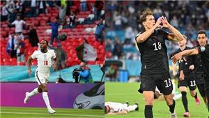 VIDEO Anh vs Đức, EURO 2021: Bàn thắng và highlights