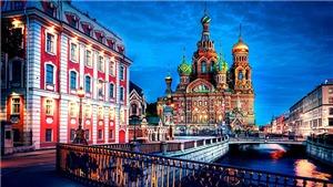 Mỗi ngày một thành phố EURO: Saint Petersburg