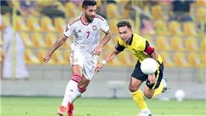 Nếu không thắng Việt Nam, cơ hội giành vé của UAE thế nào?