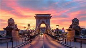 Mỗi ngày một thành phố EURO: Budapest