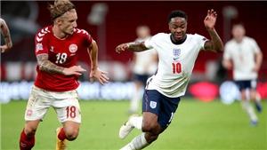 Link xem trực tiếp bóng đá Anh vs Đan Mạch trên VTV3 - Bán kết EURO 2021