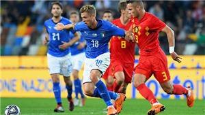 Xem trực tiếp bóng đá Bỉ vs Ý, EURO 2021 vòng Tứ kết trên VTV3
