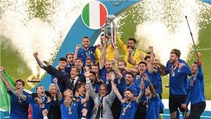 Italy vô địch EURO 2020: Vinh quang cho những người xứng đáng nhất