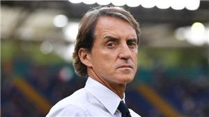 Anh vs Ý: Mancini sẽ không thay đổi lối chơi ở Chung kết