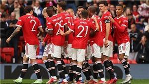 MU 4–0 Everton: Đẳng cấp lên tiếng, 'Quỷ đỏ' thắng dễ Everton