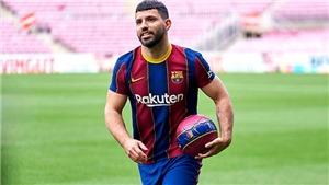 Aguero tìm đường rời Barca vì không còn bạn thân Messi