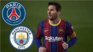Messi đi đâu sau khi rời Barca?