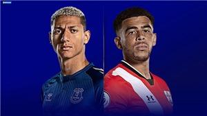 Nhận định bóng đá Everton vs Southampton, Ngoại hạng Anh vòng 1 (21h00,14/8)