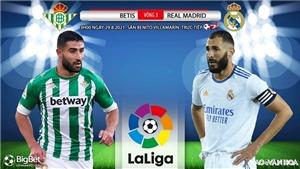 Soi kèo nhà cái Betis vs Real Madrid và nhận định bóng đá Tây Ban Nha (3h00 ngày 29/8)