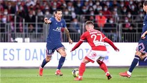 Reims 0-2 PSG: Messi chào sân, Mbappe lập cú đúp, PSG trở lại ngôi đầu bảng