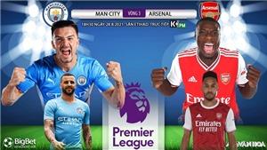 Soi kèo nhà cái Man City vs Arsenal và nhận định bóng đá Ngoại hạng Anh (18h30 ngày 28/8)