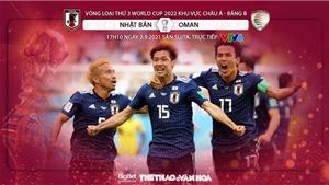 Soi kèo nhà cái Nhật Bản vs Oman và nhận định bóng đá vòng loại World Cup 2022 châu Á (17h10, 2/9)
