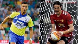 MU vẫn có kế hoạch cho Cavani sau khi chiêu mộ Ronaldo