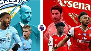 Soi kèo nhà cái Man City vs Arsenal. K+, K+PM trực tiếp bóng đá Ngoại hạng Anh (18h30, 28/8)