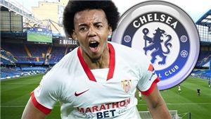 Chelsea đạt thỏa thuận chiêu mộ Jules Kounde