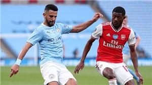 TRỰC TIẾP bóng đá Man City vs Arsenal, Ngoại hạng Anh (18h30, 28/8)