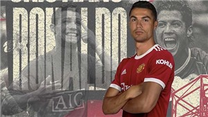 MU: Khi nào Ronaldo ra mắt tại Quỷ đỏ?