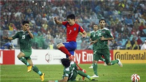 FPT Play trực tiếp bóng đá hôm nay: Hàn Quốc 0-0 Iraq, vòng loại World Cup 2022 (18h00, 2/9)