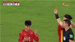 Các chuyên gia Việt Nam nhận định trọng tài thổi 11m là chính xác