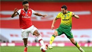 VIDEO Arsenal vs Norwich, Ngoại hạng Anh vòng 4