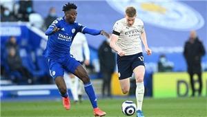 VIDEO Leicester vs Man City, Ngoại hạng Anh vòng 4