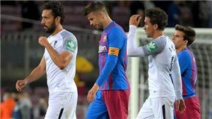 Bóng đá hôm nay 21/9: MU bắt đầu tìm người thay Pogba. Barca hòa chật vật Granada