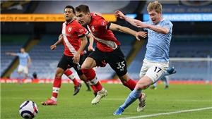 TRỰC TIẾP bóng đá Man City vs Southampton, Ngoại hạng Anh (21h00, 18/9)