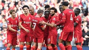 KẾT QUẢ bóng đá Brentford 3-3 Liverpool, Ngoại hạng Anh hôm nay