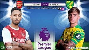 Soi kèo nhà cái Arsenal vs Norwich và nhận định bóng đá Ngoại hạng Anh (21h00, 11/9)