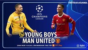 Soi kèo nhà cái Young Boys vs MU và nhận định bóng đá cúp C1 (23h45, 14/9)