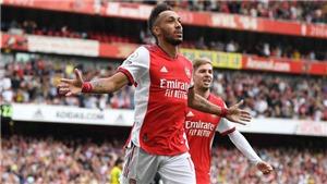 Arsenal 1-0 Norwich: Aubameyang giúp Pháo thủ có chiến thắng đầu tiên