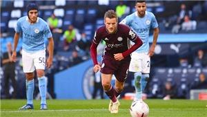 KẾT QUẢ bóng đá Leicester 0-1 Man City. Kết quả Ngoại hạng Anh hôm nay